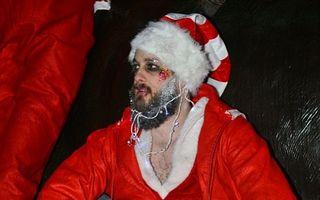 SantaCon, petrecerea-maraton la care Moş Crăciun îşi face de cap