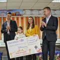 Peste 300.000 de elevi au participat la concursul de desene Carrefour!