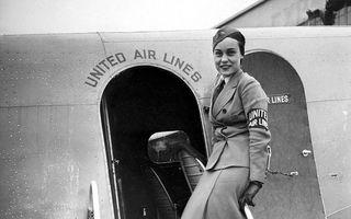 Imagini de colecţie: Cum era viaţa de stewardesă în anii '30