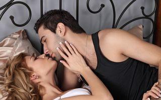 """Sex. Poziţia erotică a săptămânii. Totul despre """"linguriţă"""""""