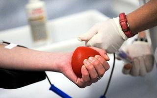 Centrul de Transfuzie Sanguină lansează un sistem de programări online pentru donatori