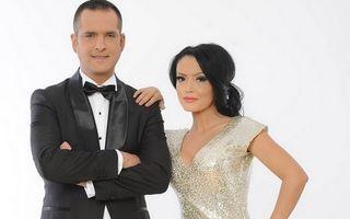"""Mădălin Ionescu şi Andreea Mantea prezintă noul sezon al show-ului """"WOWBiz"""""""