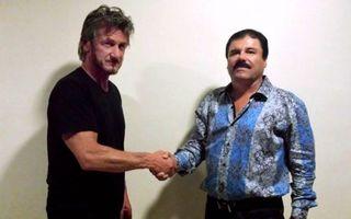 Sean Penn, anchetat după ce i-a luat interviu celui mai mare traficant de droguri din lume