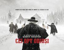 """În iarna aceasta, înfruntă-i pe """"Cei opt odioşi"""" din cel de-al optulea film al lui Quentin Tarantino"""