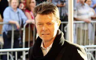 David Bowie a fost incinerat în absenţa familiei şi fără o ceremonie