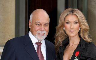 Soţul cântăreţei Céline Dion a încetat din viaţă