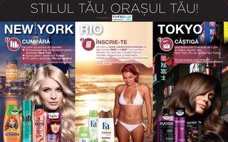 Rio de Janeiro, Tokyo sau New York? Henkel Beauty Care te trimite in vacanta la care ai visat