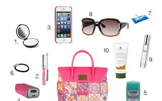 Ce poarta tot timpul Ellie White in geanta! Iata cele 10 obiecte de care nu se desparte!
