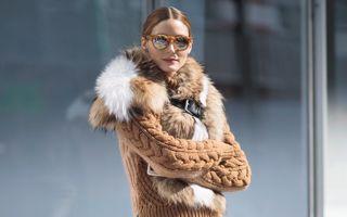 Modă. Cum să te îmbraci cu stil chiar şi în zilele geroase. 30 de ţinute pe care să le încerci