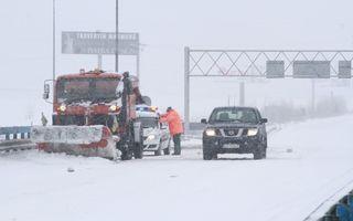 Alertă meteo: Cod galben de ninsori în 12 judeţe din estul şi sud-estul ţării