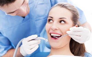 Sănătate. 6 probleme grave pe care le poţi descoperi după o vizită la dentist