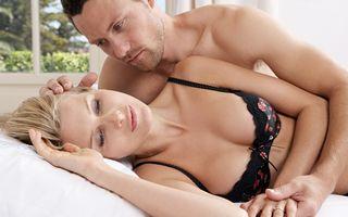 Sex. 5 greşeli în pat pe care iubitul tău le consideră minore, dar pot destrăma relaţia
