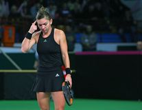 Simona Halep, eliminată în primul tur de la Australian Open