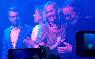 Membrii trupei ABBA s-au reunit pentru o seară, la Stockholm