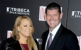 Mariah Carey s-a logodit cu un miliardar australian