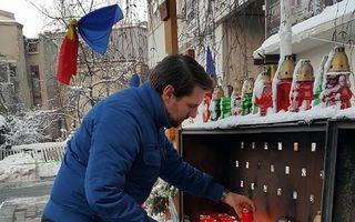 Moştenitorul. Rugăciune la Colectiv: Prinţul Nicolae n-a renunţat la România!