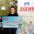 Sărbătorile cu pace au adus multe premii iubitorilor de apă minerală ZIZIN