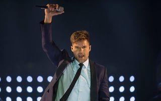Ricky Martin va primi o stea pe Aleea Celebrităților