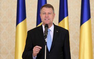 Preşedintele Klaus Iohannis a promulgat legea antifumat