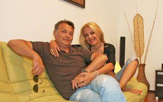 Partaj. Dana Săvuică și soțul ei îşi împart averea după divorţ