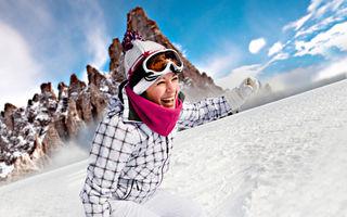 Ce trebuie să ştii despre sporturile de iarnă. Beneficiile pentru corp