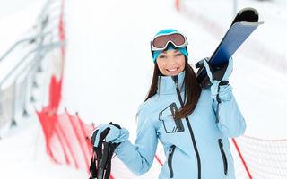 Modă. De pe catwalk pe pârtie! Ţinute de schi cu stil!