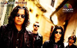 Concerte @ Hard Rock Cafe