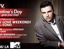 MTV România îți aduce dragostea de Valentine's Day alături de VUNK!