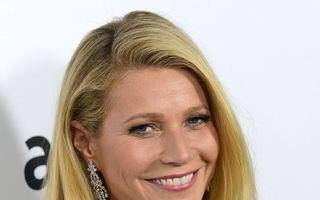 """Gwyneth Paltrow, frumusețe la 43 de ani: """"Nu mă tem de părul alb și de riduri"""""""