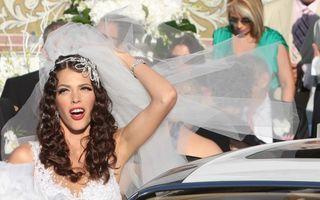 Divorţul anului. Alina Vidican a ales banii lui Cristi Borcea. Ce a mai rămas din ei!
