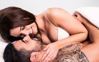 Sex. Poziţia erotică a săptămânii. Totul despre Pisica jucăuşă