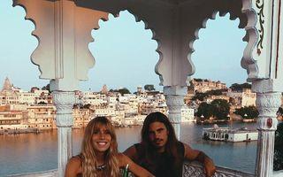 Hoinari şi fericiţi: Secretele cuplului cu cele mai frumoase poze de călătorie