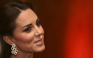 Kate Middleton, redactor-șef pentru o zi