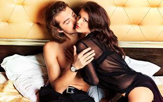 Sex. 5 gesturi excitante cu care să-ţi ademeneşti iubitul în dormitor