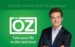 Mesajul celebrului Dr. Oz pentru România. Ce a spus el despre români?