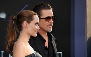 Zvonuri despre o relaţie între Brad Pitt şi Selena Gomez