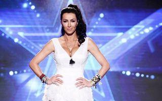 Talent. Mihaela Rădulescu, criticată pentru operaţii şi pentru ţinutele curajoase