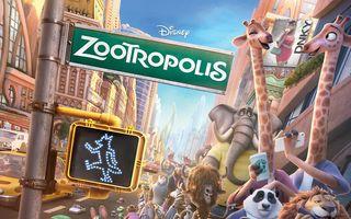 """Primăvara aceasta călătorim în """"Zootropolis"""""""