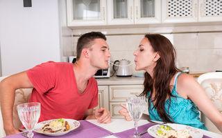 Sex. 5 alimente interzise înainte de o partidă de amor. Îţi distrug cheful!