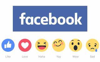 """Facebook a introdus la nivel global butonul de """"Like"""" cu emoticoane"""