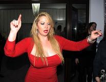 Oana Lis pierde războiul cu kilogramele. Vedeta continuă să se îngrașe