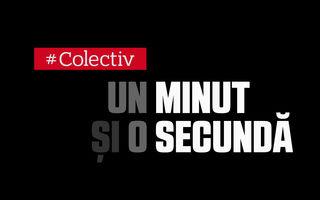 """""""Un minut şi o secundă""""  - un documentar marca """"România furată"""", dedicat dezastrului din clubul Colectiv"""
