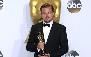 Oscar 2016: Leonardo DiCaprio a câştigat pentru prima dată celebrul trofeu