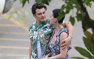 Katy Perry şi Orlando Bloom formează un cuplu