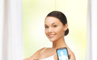 Sănătate. Top 5 aplicaţii de mobil pentru slăbit. Cum te ajută ele?