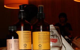 Primul salon din București care utilizează exclusiv produse organice