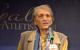 Iolanda Balaş a murit la 79 de ani