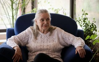 Singurătate. Zina Dumitrescu, abandonată la azilul de bătrâni