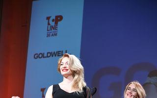 Valentina Pelinel si-a schimbat look-ul in luna a saptea de sarcina!