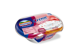 Hochland lansează Crème cu Şuncă, soluţia rapidă pentru gustări delicioase, în orice moment al zilei